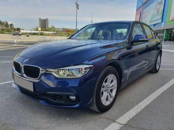 BMW 3-Series, 2018 год, 1 420 000 руб.