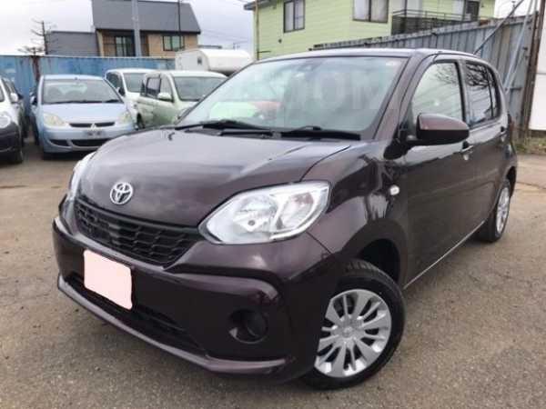 Toyota Passo, 2018 год, 442 000 руб.