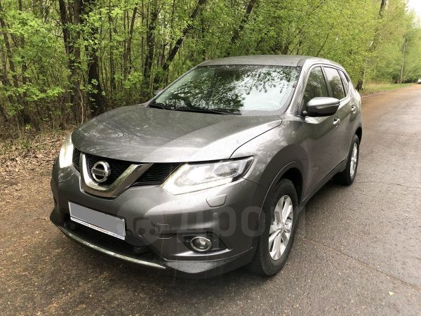 Nissan X-Trail, 2016 год, 1 199 999 руб.