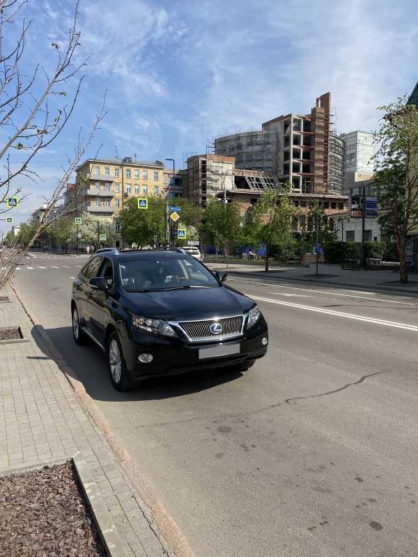 Lexus RX450h, 2009 год, 1 570 000 руб.