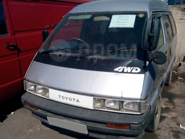 Toyota Town Ace, 1988 год, 65 000 руб.