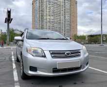 Хабаровск Corolla Axio 2007