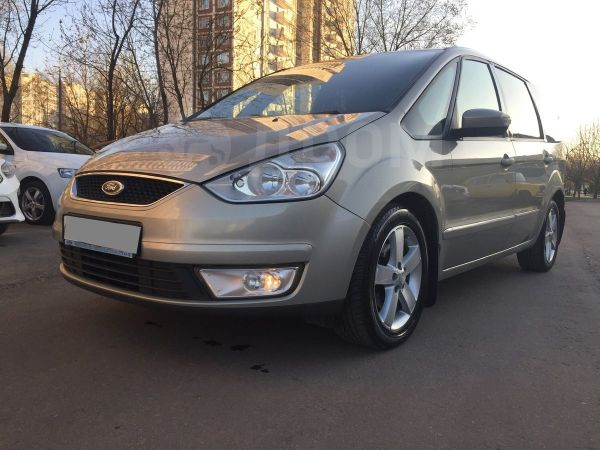Ford Galaxy, 2009 год, 545 000 руб.