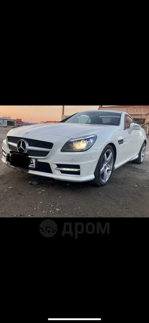 Mercedes-Benz SLK-Class, 2012 год, 1 650 000 руб.