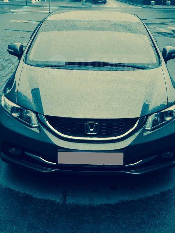 Honda Civic, 2013 год, 890 000 руб.