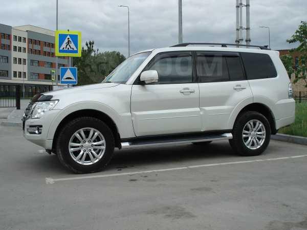 Mitsubishi Pajero, 2015 год, 1 650 000 руб.