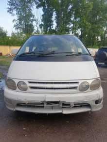 Новокузнецк Estima Lucida 1998