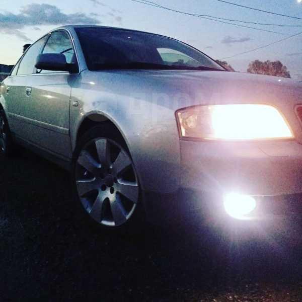 Audi A6, 2002 год, 270 000 руб.