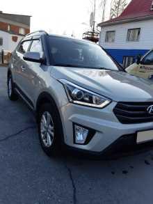 Ханты-Мансийск Hyundai Creta 2017