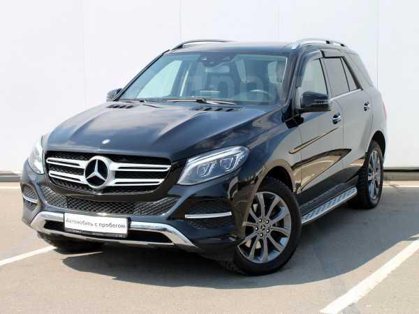 Mercedes-Benz GLE, 2016 год, 2 849 000 руб.