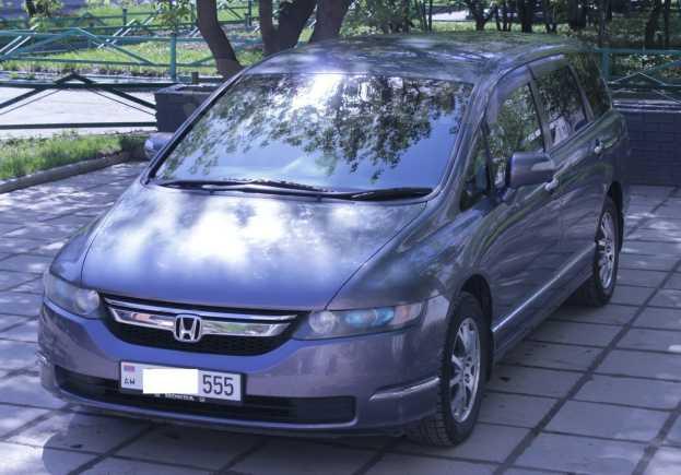 Honda Odyssey, 2006 год, 470 000 руб.