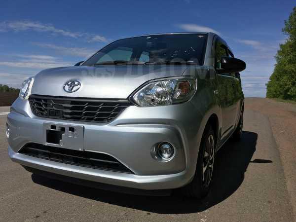 Toyota Passo, 2016 год, 549 000 руб.