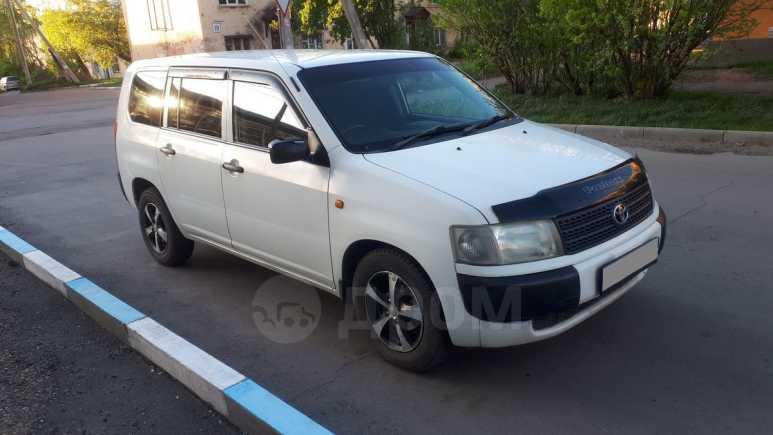 Toyota Succeed, 2002 год, 210 000 руб.