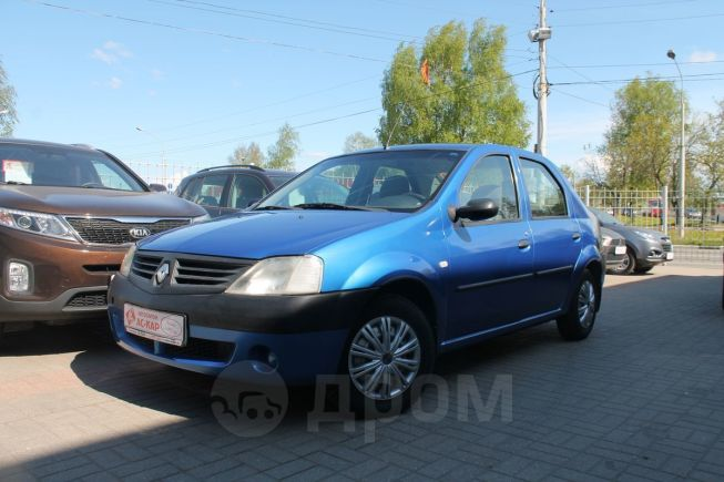 Renault Logan, 2006 год, 175 500 руб.