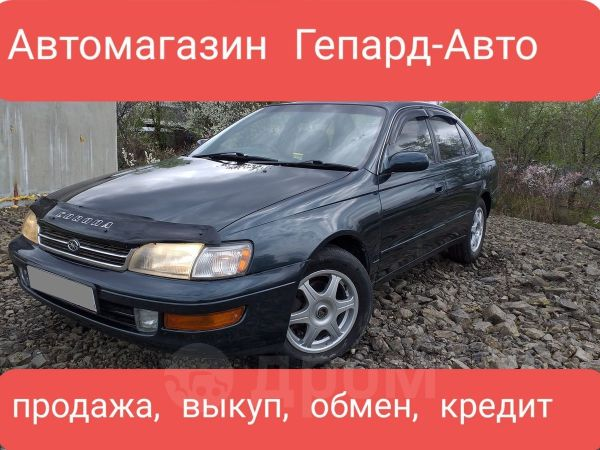 Toyota Corona, 1993 год, 219 000 руб.