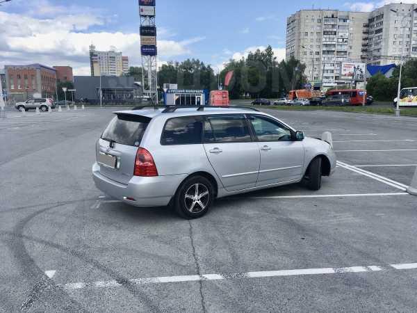 Toyota Corolla Fielder, 2004 год, 449 000 руб.