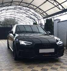 Ставрополь Audi A4 2017