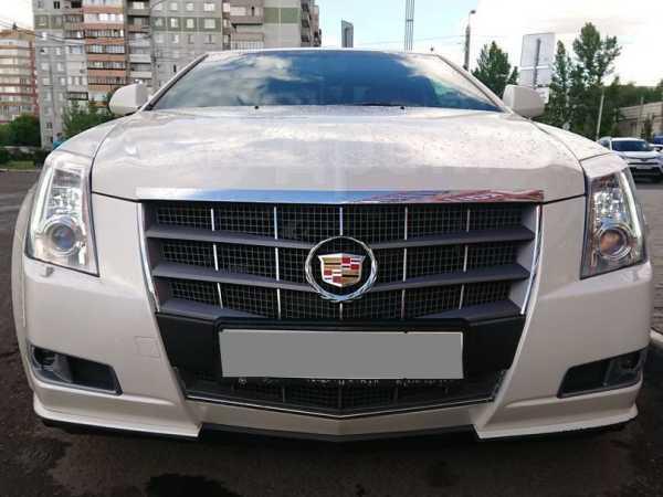 Cadillac CTS, 2011 год, 950 000 руб.