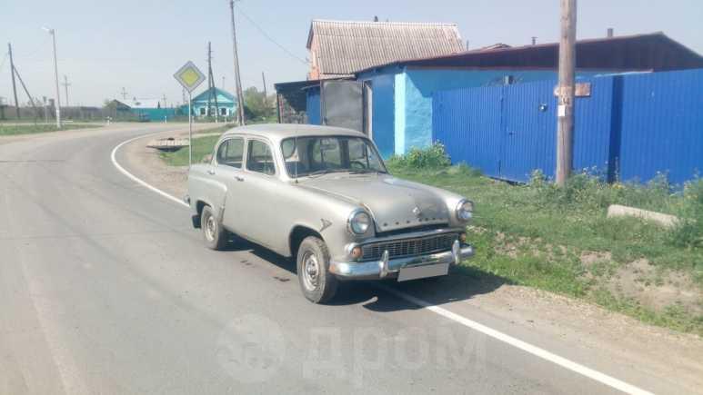 Москвич 407, 1960 год, 60 000 руб.
