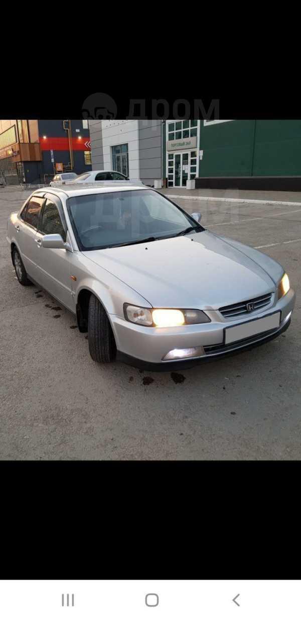 Honda Accord, 2000 год, 335 000 руб.