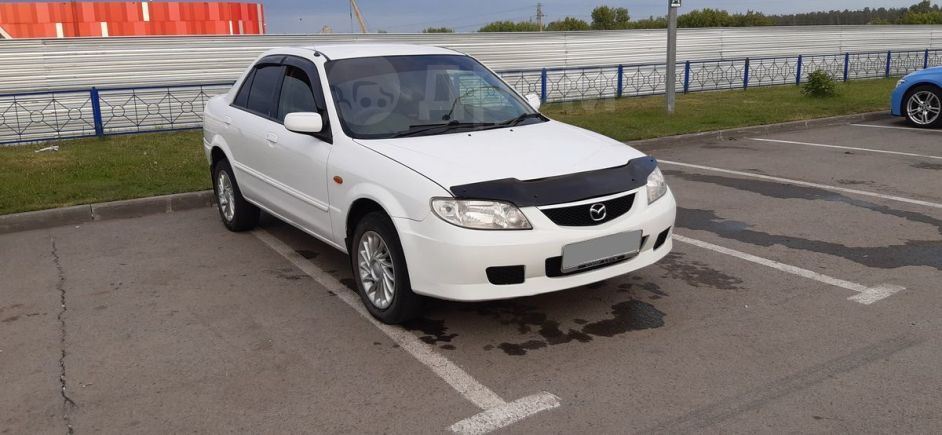 Mazda Familia, 2001 год, 215 000 руб.