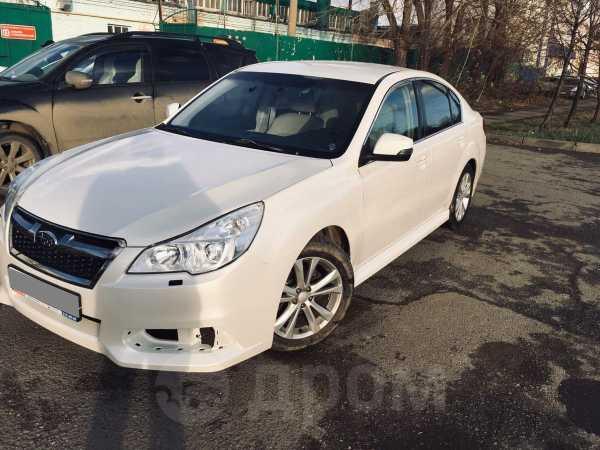 Subaru Legacy, 2012 год, 785 000 руб.
