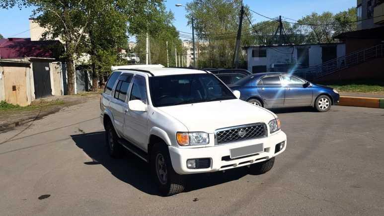 Nissan Terrano, 2000 год, 350 000 руб.
