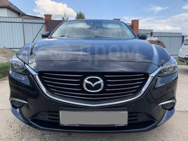 Mazda Mazda6, 2017 год, 1 399 000 руб.