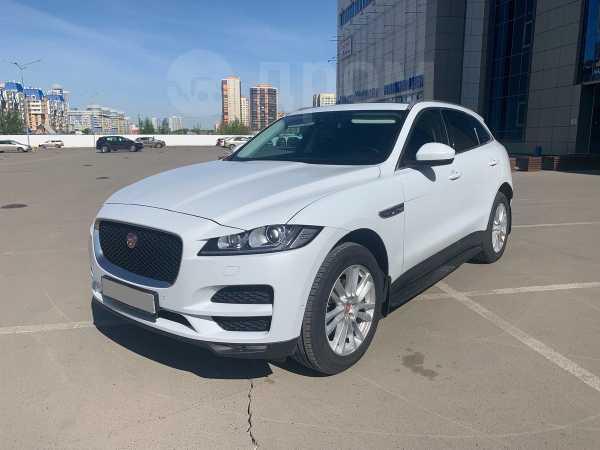 Jaguar F-Pace, 2016 год, 2 280 000 руб.