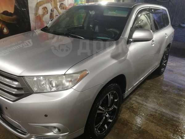 Toyota Highlander, 2011 год, 1 365 000 руб.