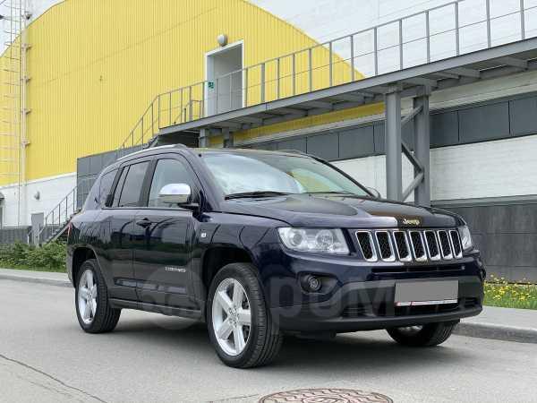 Jeep Compass, 2012 год, 830 000 руб.