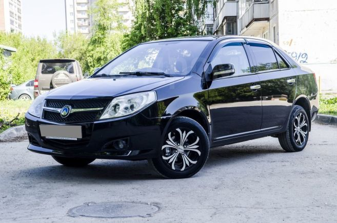 Geely MK, 2012 год, 330 000 руб.