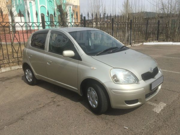 Toyota Vitz, 2003 год, 300 000 руб.