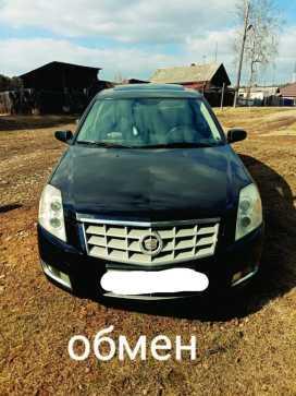 Иркутск Cadillac BLS 2008