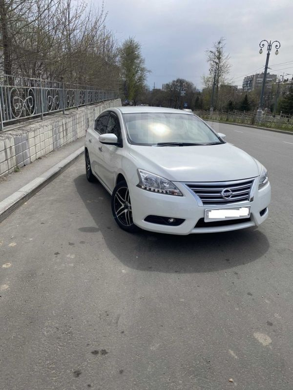 Nissan Sylphy, 2013 год, 705 000 руб.