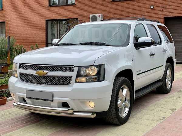 Chevrolet Tahoe, 2012 год, 1 490 000 руб.