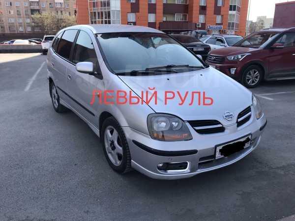 Nissan Tino, 2002 год, 245 000 руб.