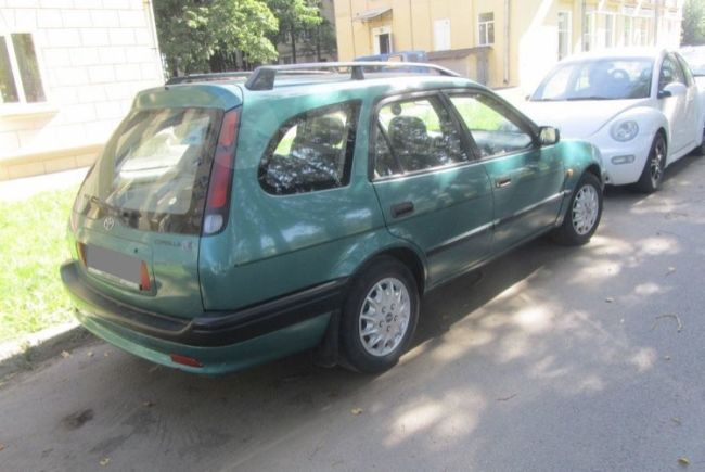 Toyota Corolla, 1997 год, 169 000 руб.