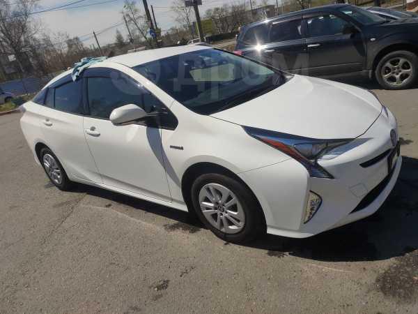 Toyota Prius, 2018 год, 1 270 000 руб.