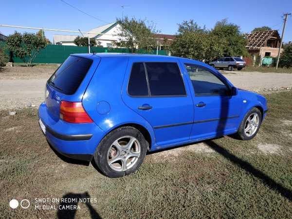 Volkswagen Golf, 2000 год, 130 000 руб.
