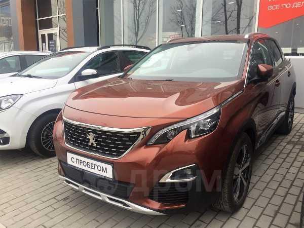 Peugeot 3008, 2017 год, 1 900 000 руб.