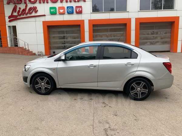 Chevrolet Aveo, 2012 год, 215 000 руб.