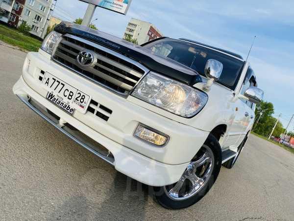 Toyota Land Cruiser, 2005 год, 1 520 000 руб.