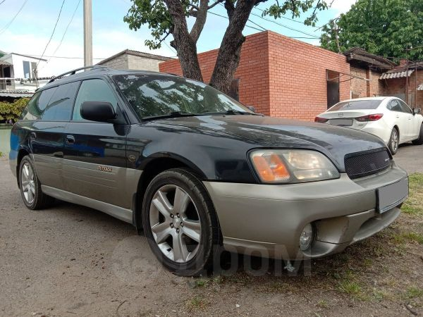 Subaru Outback, 2003 год, 335 000 руб.