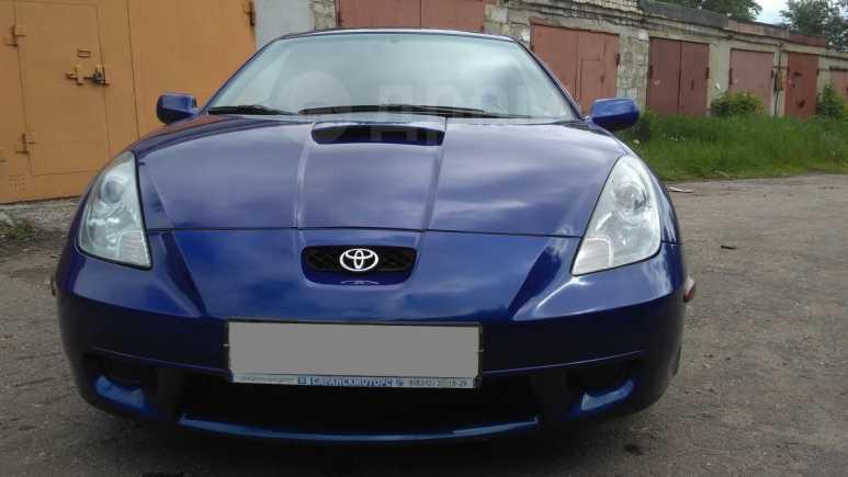 Toyota Celica, 2001 год, 283 000 руб.