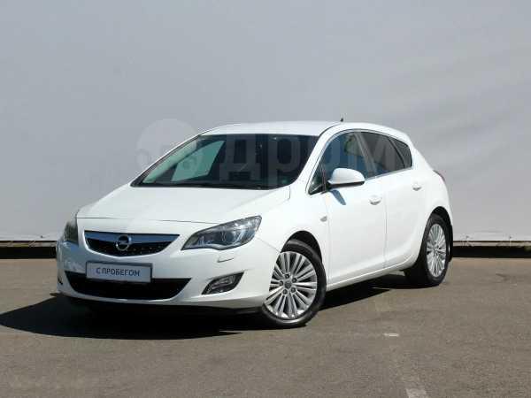 Opel Astra, 2010 год, 370 670 руб.