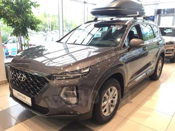 Hyundai Santa Fe, 2020 год, 2 374 000 руб.