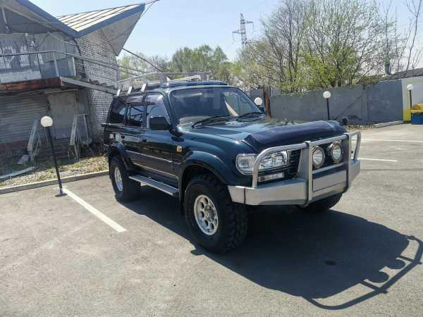 Toyota Land Cruiser, 1996 год, 1 500 000 руб.