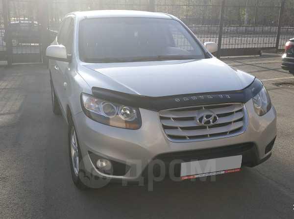 Hyundai Santa Fe, 2011 год, 700 000 руб.