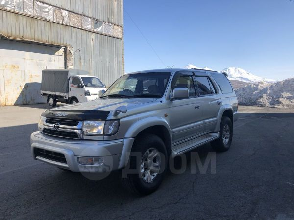 Toyota Hilux Surf, 2002 год, 1 170 000 руб.